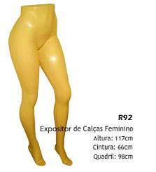 Expositor de calça feminino R92
