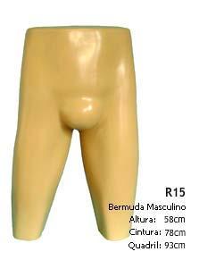 Bermuda masculina R15