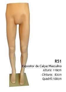Expositor de calça masculino R51
