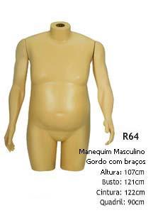 Manequim Masculino 64