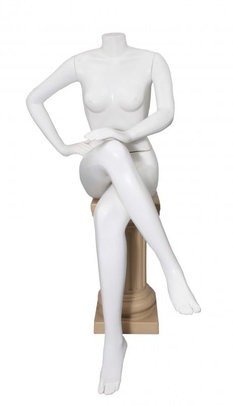 Manequim feminino busto R4