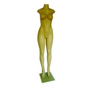 Manequins femininos de plástico