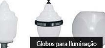 Globos de Iluminação