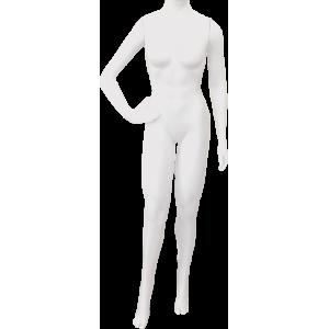 Feminino com pose braço cintura